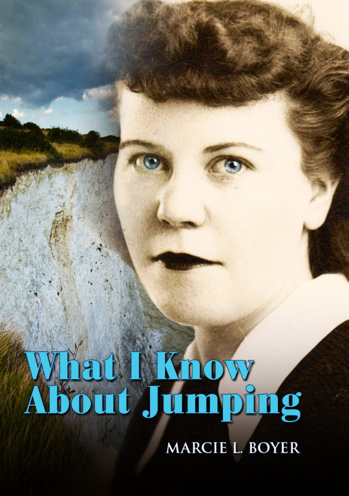 What I Know about Jumping, courage, change